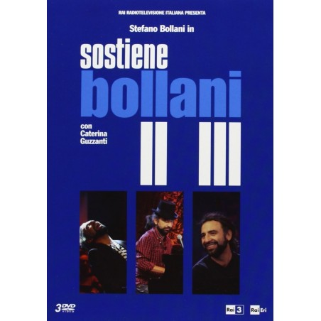 DVD Sostiene Bollani (3DISCHI)
