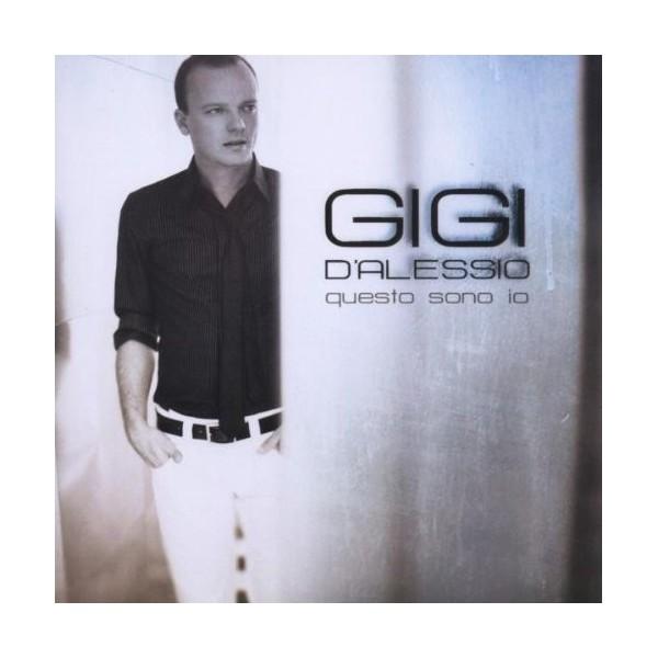 CD Gigi D'alessio questo sono io 886974068129