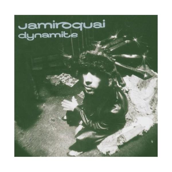 CD Jamiroquai dynamite