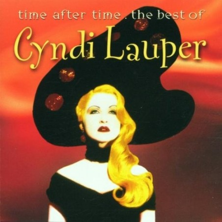 CD Cyndi Lauper Time After Time: The Best Of 5099750115626