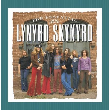CD Lynyrd Skynyrd the essential (DOPPIO ALBUM)