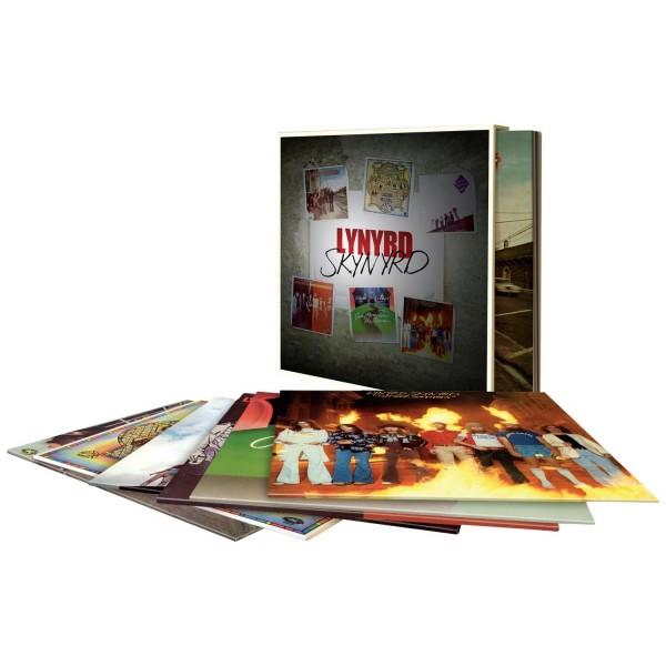 Box LP Lynyrd Skynyrd collezione rara 6LP NUOVO SIGILLATO