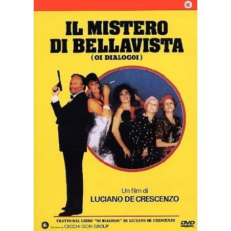 DVD IL MISTERO DI BELLAVISTA