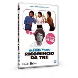 DVD Ricomincio da tre MASSIMO TROISI RESTAURATO IN HD