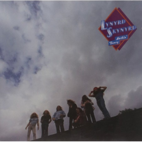 CD Lynyrd Skynyrd nuthin' fancy