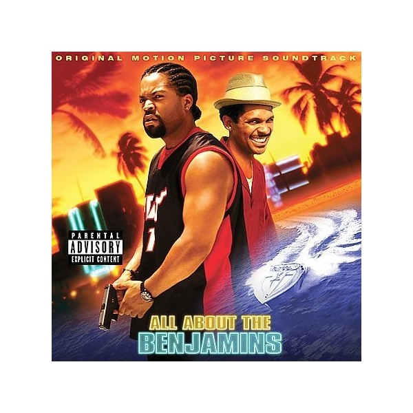 CD All About the Benjamins CD Original Soundtrack