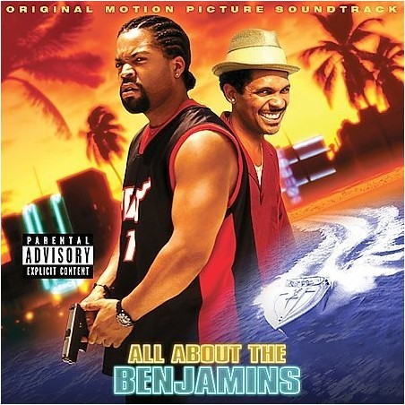 CD All About the Benjamins CD Original Soundtrack