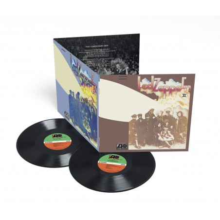 LP Led Zeppelin 2 DELUXE 2LP SET ON 180g Vinyl