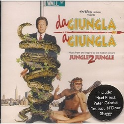 CD Music from jungle2jungle. Da Giungla a Giungla
