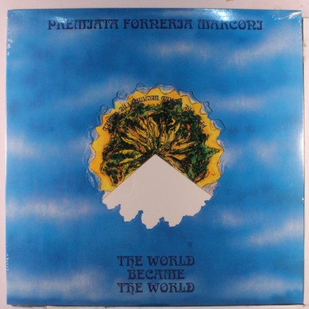 LP Premiata Forneria Marconi- the world became the world