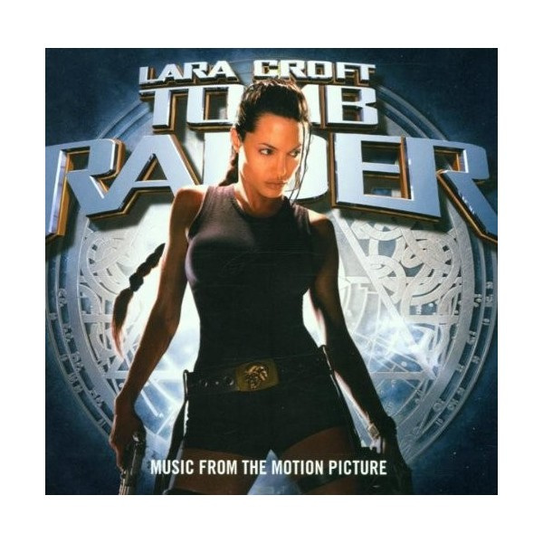 CD Soundtrack Tomb Raider