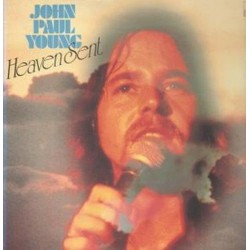 LP John Paul Young Heaven Sent 12""