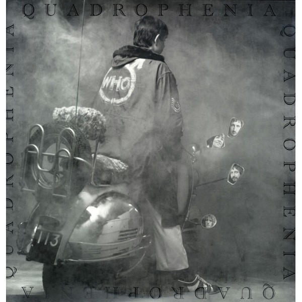 CD The Who- Quadrophenia