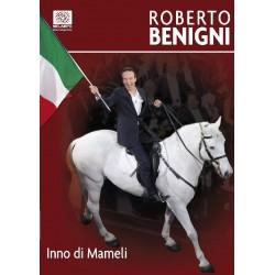 DVD Roberto Benigni Inno Di Mameli