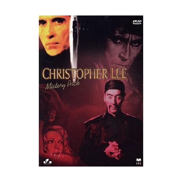 DVD Christopher Lee Mistery Pack (4 Dvd) 8024607008254