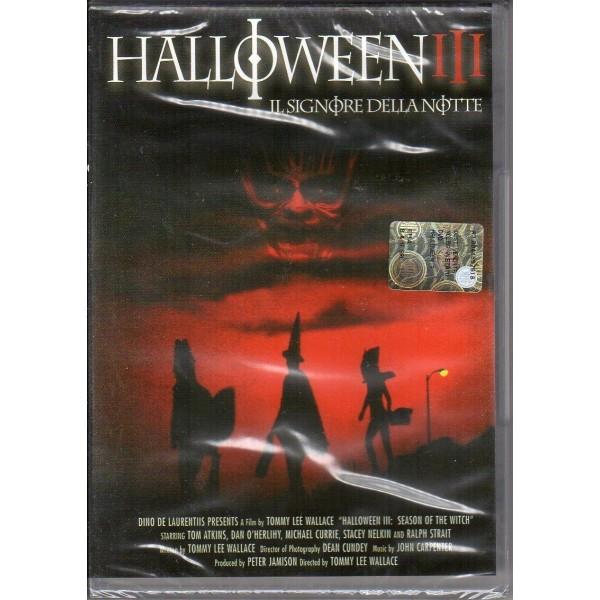 DVD Halloween III - 8024607062690