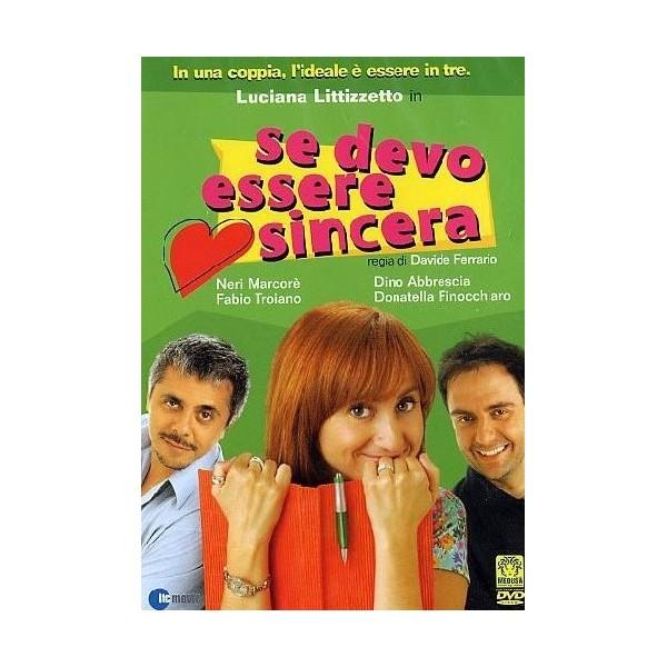 DVD Se Devo Essere Sincera
