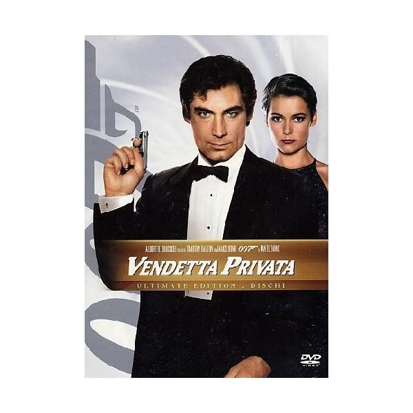 DVD 007 - Vendetta Privata (Ultimate Edition) (2 Dvd)