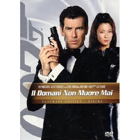 DVD 007 - Il Domani Non Muore Mai (Ultimate Edition) (2 Dvd)