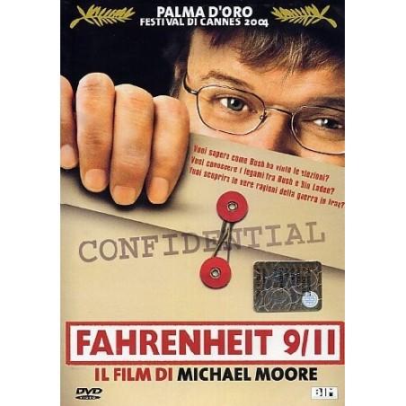 DVD Fahrenheit 9/11