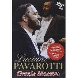 DVD Luciano Pavarotti - La Leggenda Live In Barcelona