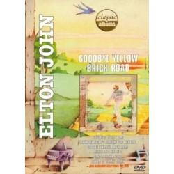 DVD elton john goodbye yellow brick road