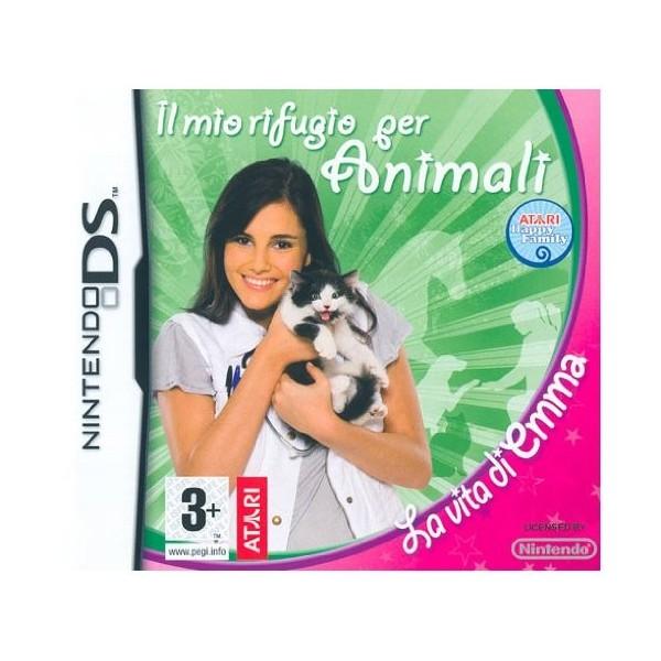 Nintendo DS La Vita Di Emma Il Mio Rifugio Per.Animali 3546430142318