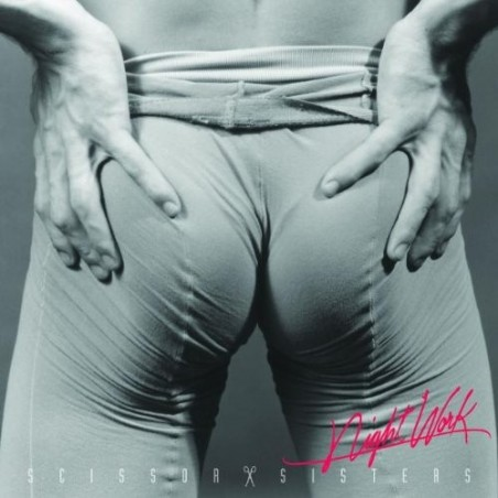 CD Scissor Sisters Night Work