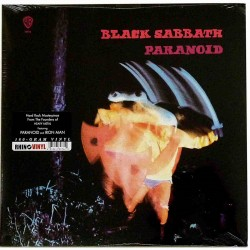 lp black sabbath- paranoid