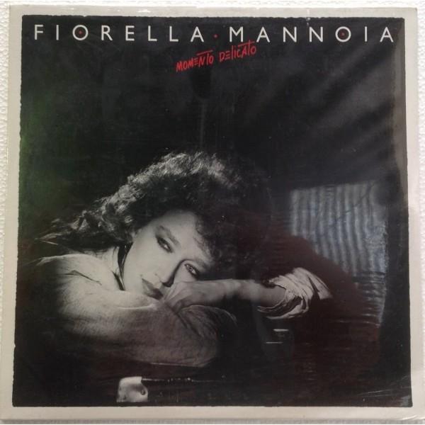 LP Fiorella Mannoia momento delicato