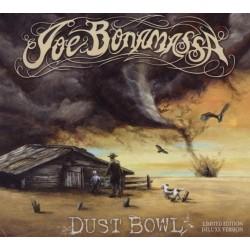 CD Joe Bonamassa dust bowl LIMITED EDITION 8712725733423