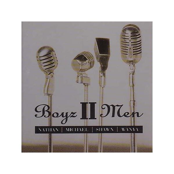 CD Boyz II Men Nathan Michael Shawn Wanya 601215928129