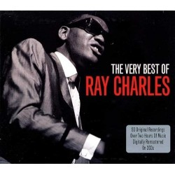 CD Ray Charles the very best of (2CD)