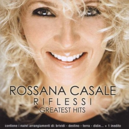 CD Rossana Casale greatest hits Riflessi