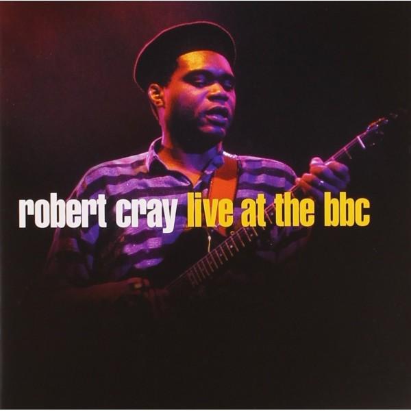 CD Robert Cray Live At The BBC