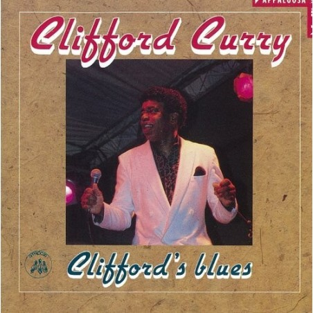 CD Clifford Curry clifford's blues