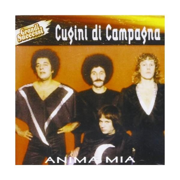 CD I Cugini Di Campagna Anima Mia