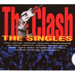 CD The Clash the singles