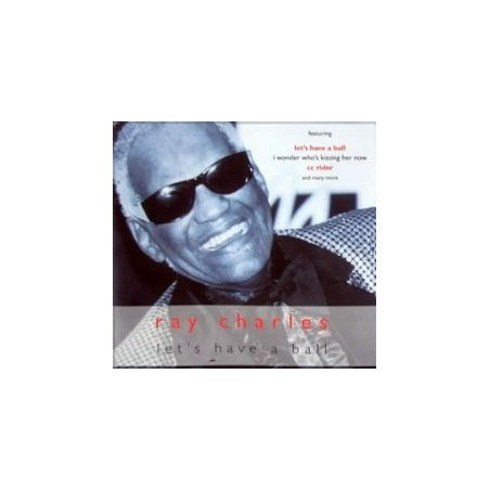 CD Ray Charles let's have a ball