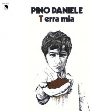 CD Pino Daniele terra mia (edizione remastered 2008)