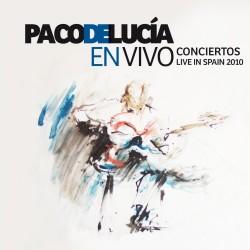 CD Paco De Lucìa conciertos live in spain 2010 (2CD)