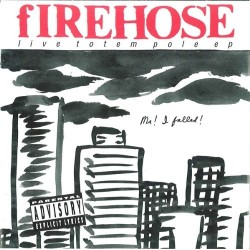 CD Firehose Red & Black / 6 Additional Tracks - Live