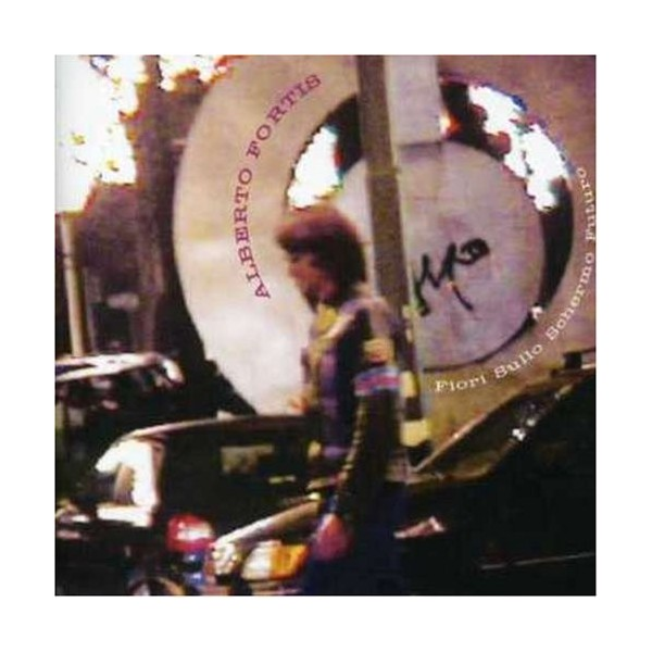 CD Alberto Fortis fiori sullo schermo futuro (CD+DVD)