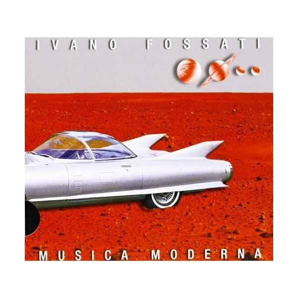 CD Ivano Fossati Musica moderna