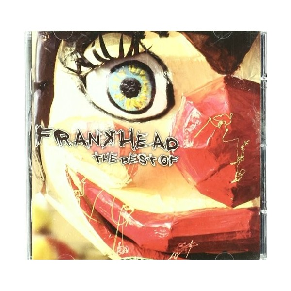 CD Frank Head The Best of