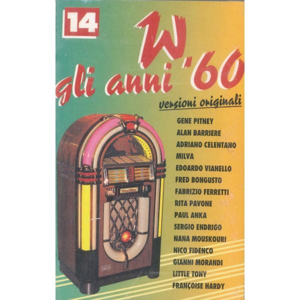MC W Gli Anni '60 vol 14 - 8012958114441