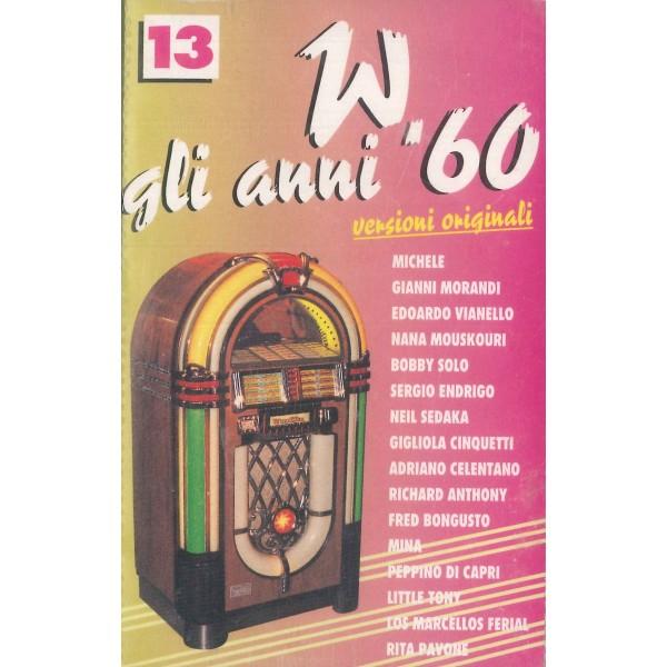 MC W Gli Anni '60 vol 13 - 8012958114434