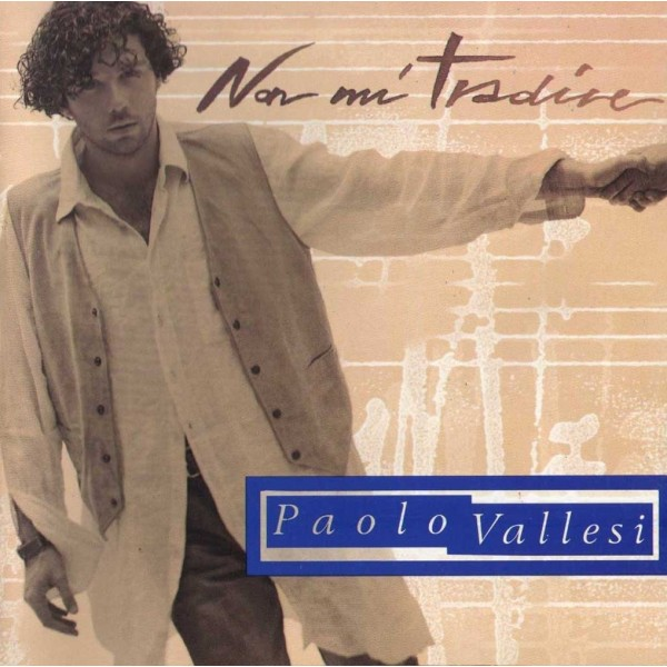MC Paolo Vallesi non mi tradire