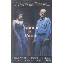 MC Vanoni & Paoli i giorni dell'amore ... - 8015670020854