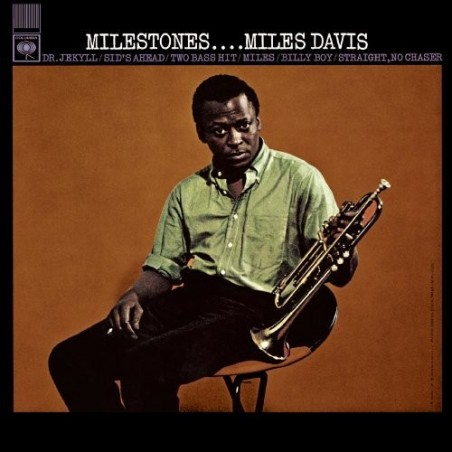 CD Miles Davis- Milestones (remastered)